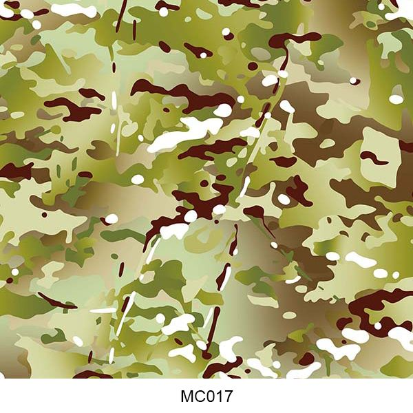 Hydro dipping film camouflage pattern MC017