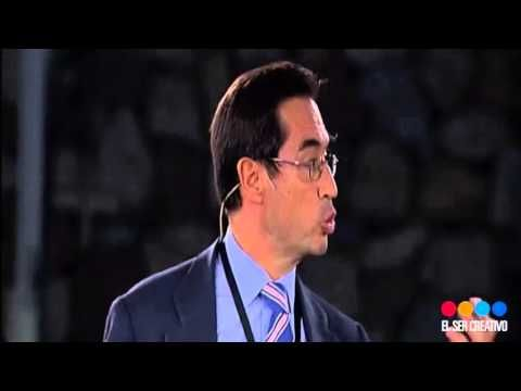 ▶ El Ser Creativo 2010: Dr. Mario Alonso Puig - YouTube