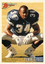 Auburn alum, Tommie Agee, played for the Dallas Cowboys!