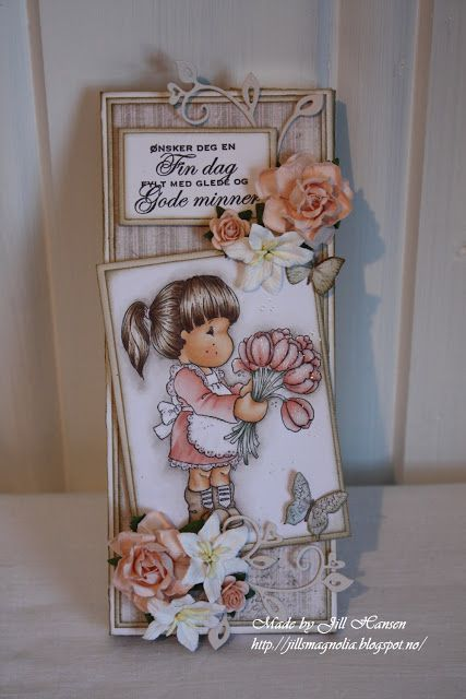 Jills Scrappeside: chocolate card