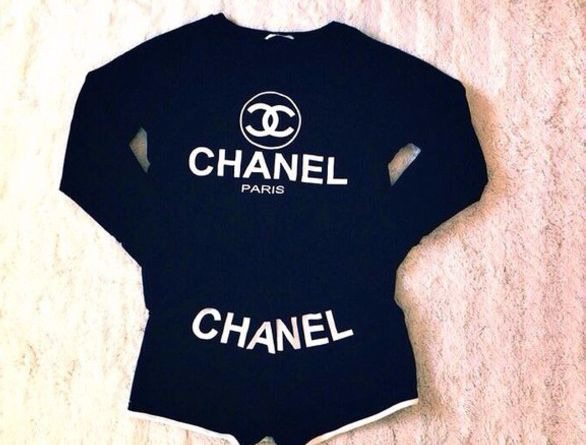 Chanel outfit