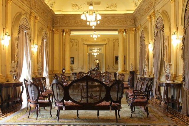 Recife: visita ao Palácio do Campo das Princesas, sede do governo de Pernambuco, no Centro da cidade.