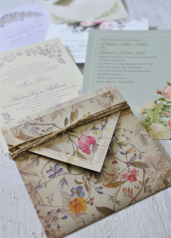 Invitation Ideas for a Boho Wedding-3