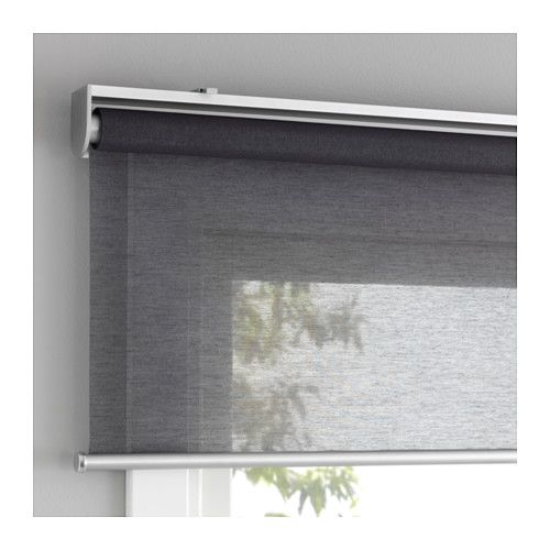 "SKOGSKLÖVER Roller blind - 38x76 ¾ "" - IKEA"