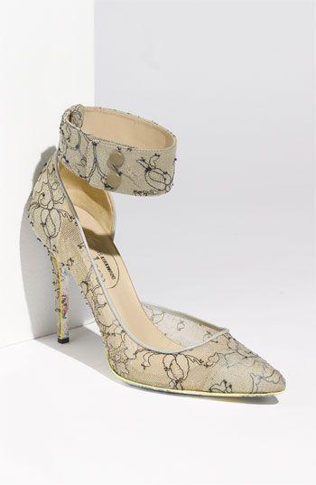 Nicholas Kirkwood for Erdem Lace PumpNordstrom, Fashion, Wedding Shoes, Shoes Ideas, Wedding Style, Erdem Lace, Nicholas Kirkwood, Shoes Closets, Lace Pump
