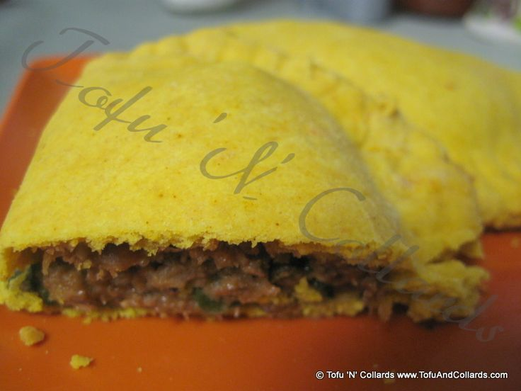 "Jamaican ""beef"" patty sounds good!"