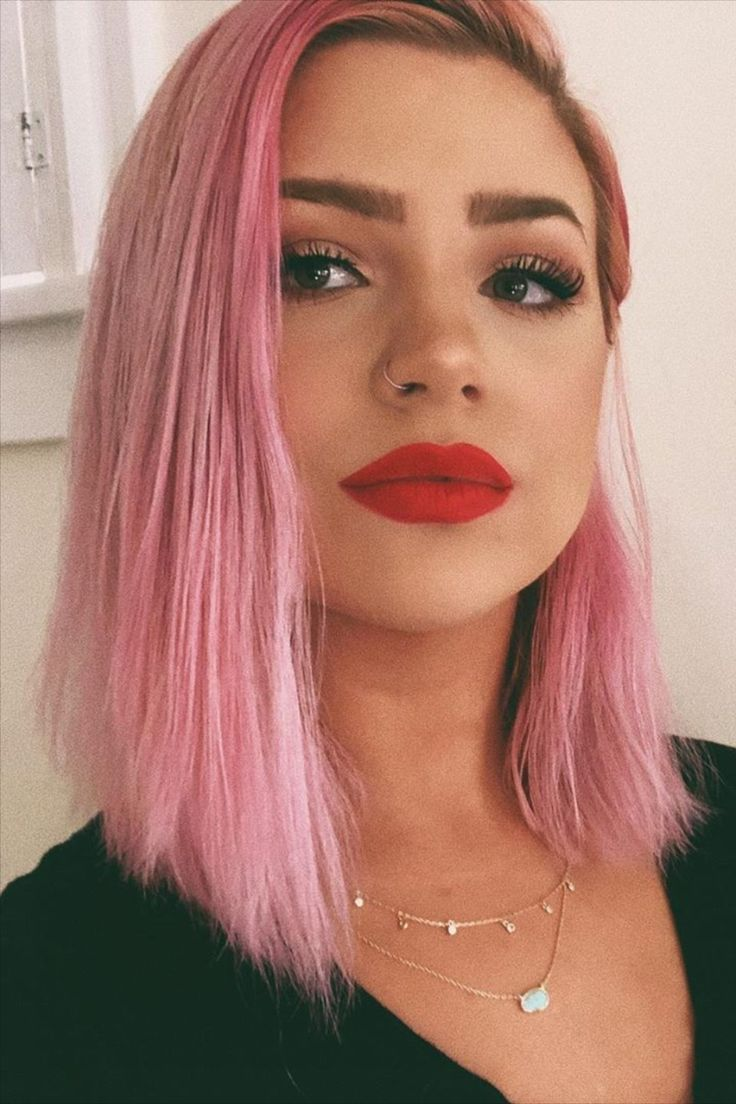 Frosé in 2020 | Hair color pink, Semi permanent hair dye ...