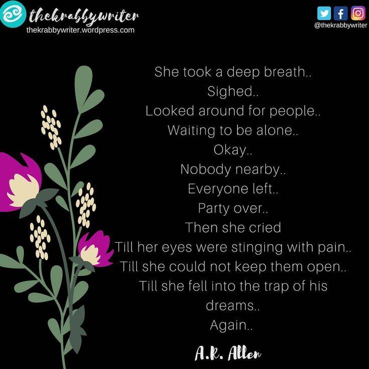 "The Krabby Writer (@thekrabbywriter) on Instagram: ""#lovelove #mirakee #poems #poetry #writersnetwork #quotes #quote #writersofinstagram #stories #ttt…"""