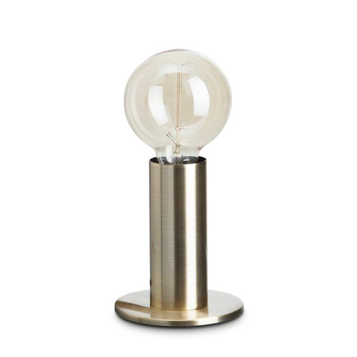 Lampe de table SOL, laiton antique   - 16153500 0