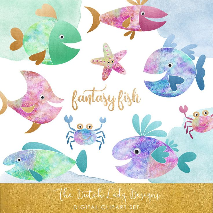 The 25 best fish clipart ideas on pinterest image for for Cute freshwater fish
