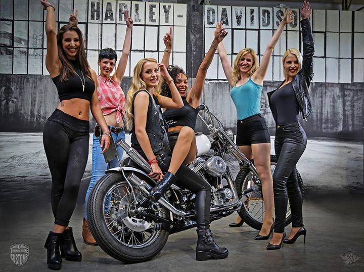 today live from Thunderbike Jokerfest 2016  photos by Ben Ott Moving Pictures #motorbikeshed