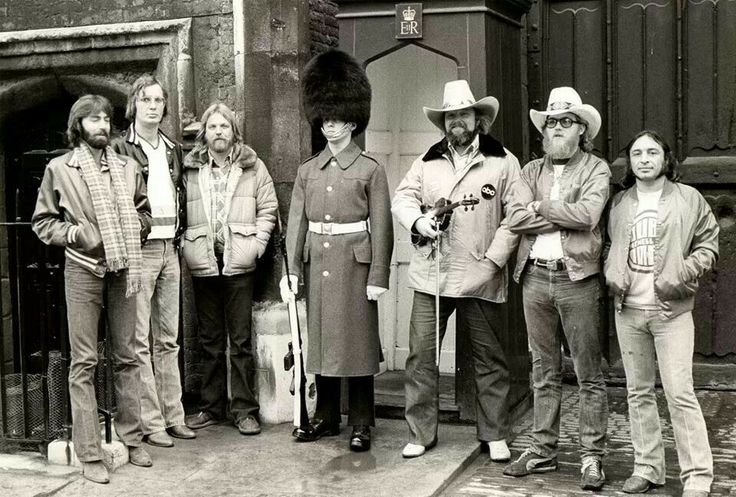 The Charlie Daniels Band 1978!