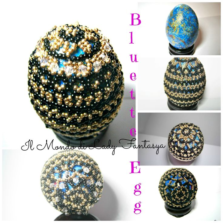 Il Mondo di Lady Fantasya: Bluette Egg