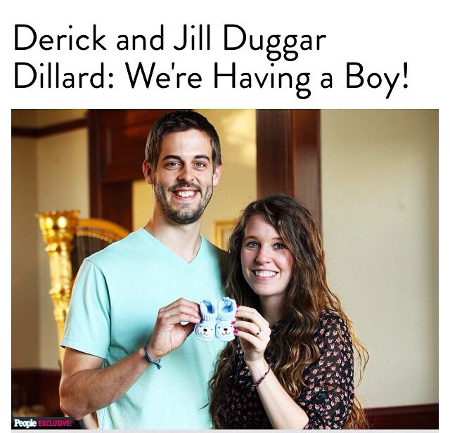19 Kids And Counting S Jill Duggar And Derick Dillard: 17 Best Images About Duggar Family On Pinterest