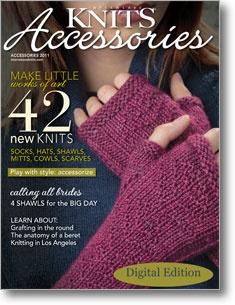 Pretty items to knit!