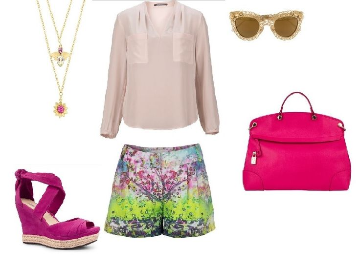 Great style for a shopping day at Designer Outlet Parndorf.