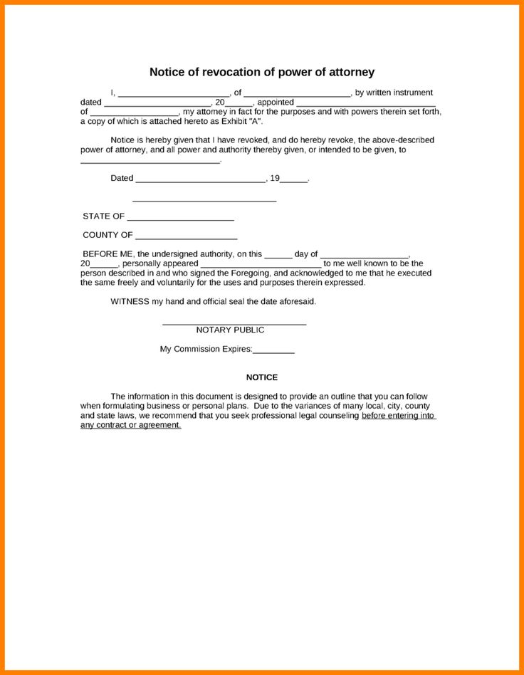 The 25+ best Power of attorney form ideas on Pinterest Power of - sample legal letter format