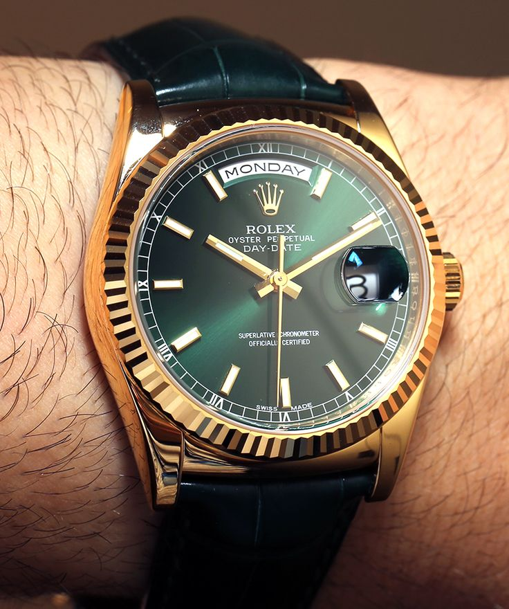 Rolex Day-Date 36mm Watches Hands-On  I want.  Love my Rolex baby bro Tudor President.