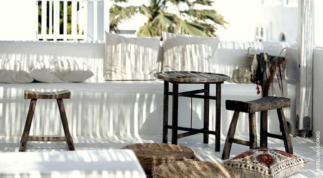 H tel san giorgio accessoires de d coration d 39 int rieur for Accessoires decoration interieur