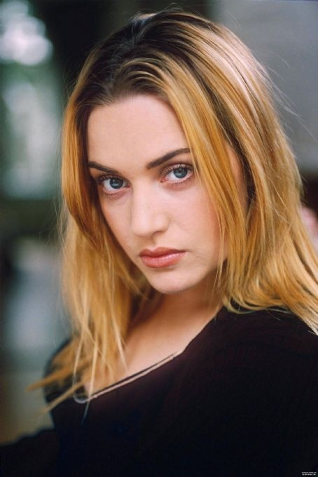 Kate Winslet- love that she's never apologized for who she is, that she's always stood up for herself