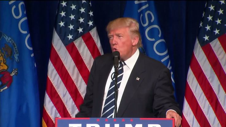 """Trump's message to Dems in Eau Claire: """"You can change your ballot if you`ve made a mistake"""""""
