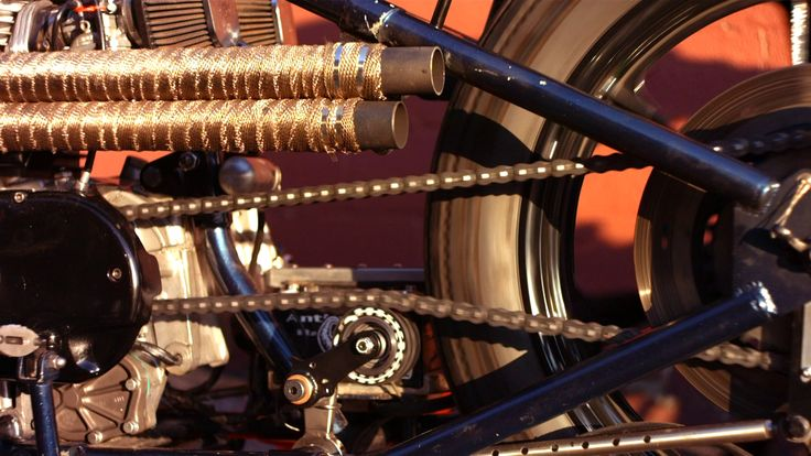 Monstercraftsman - The almighty chain tensioner