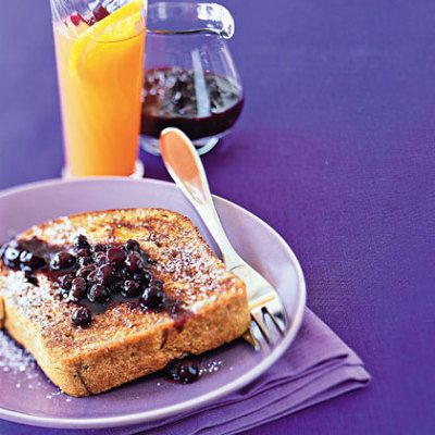 Maple-Cinnamon French Toast - 25 Great Brunch Recipes - Health Mobile