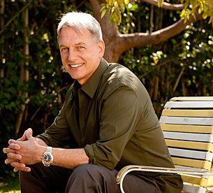 Mark Harmon a.k.a. Leroy Jethro Gibbs