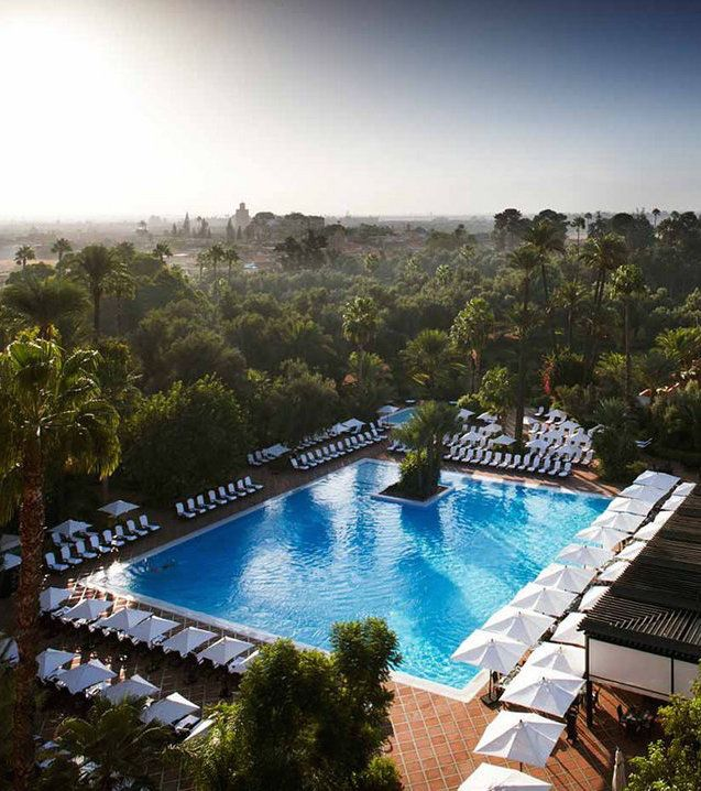 La Mamounia, Marrakech - the most beautiful hotel in the world and the best weekend I've ever had