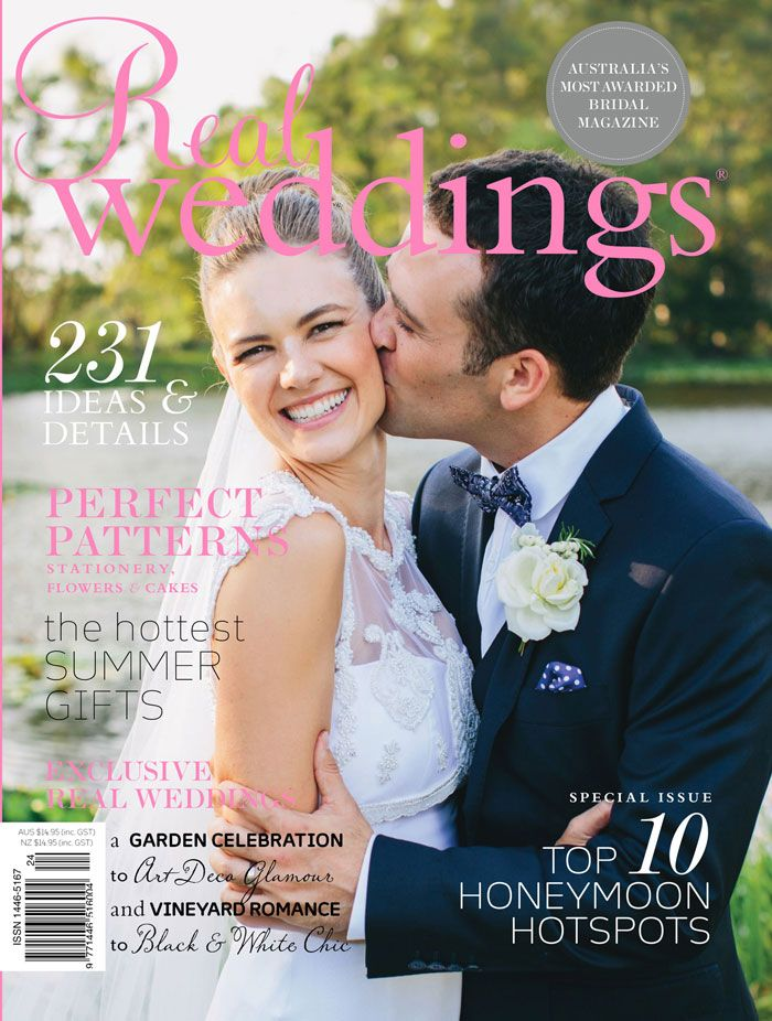 Real Weddings - Issue 24