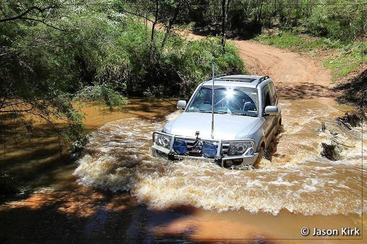 Jadey's Mitsubishi Pajero NS VRX SWB.  ( Montero, Shogun )