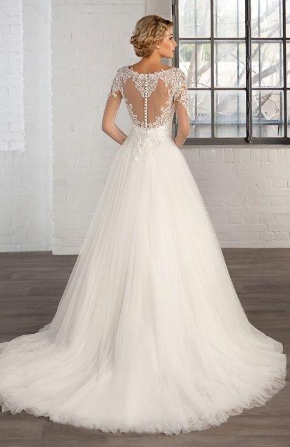 Voir modele de robe de mariage