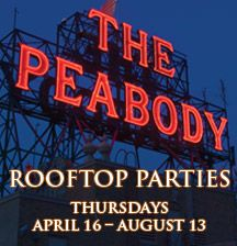 Downtown Memphis Hotels | Peabody Memphis Hotel
