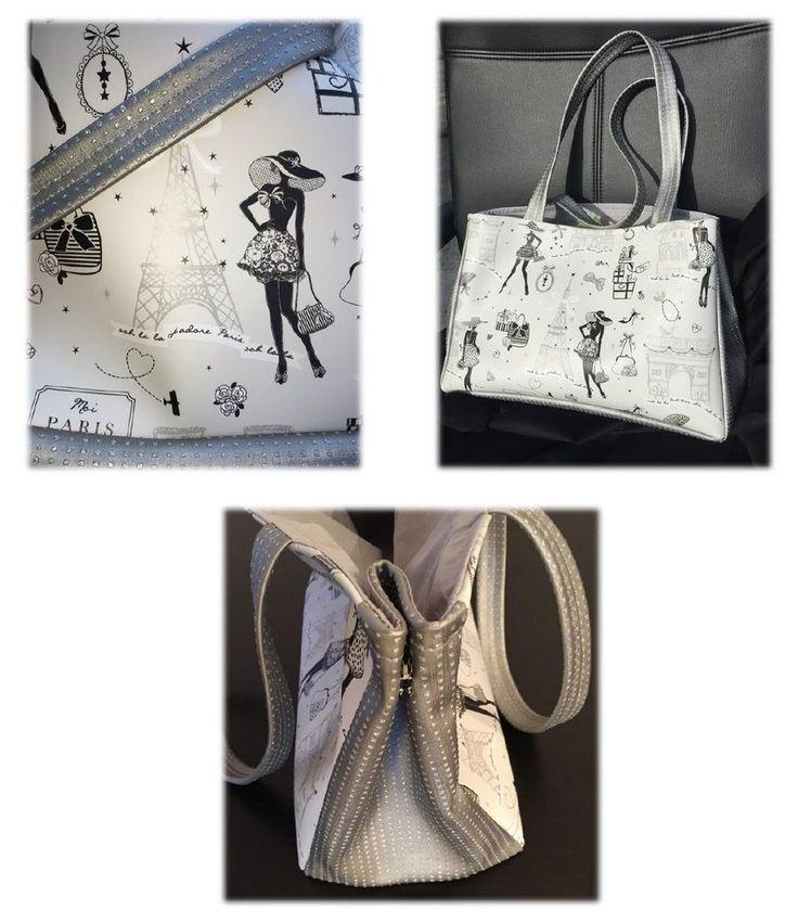 Bonjour, Le Sac à main Diamant a été le plus cousu de mes tutoriels de couture cette année! J'ai donc décidé de réaliser le tuto en vidéo. Merci pour toutes vos photos de sac, je suis tellement heureuse de partager avec vous et de voir le résultat. Vos...