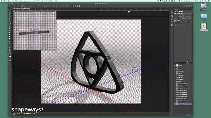 Beginner 3D Modeling for 3D Printing (3 of 6): Preparing & Exporting a 3...