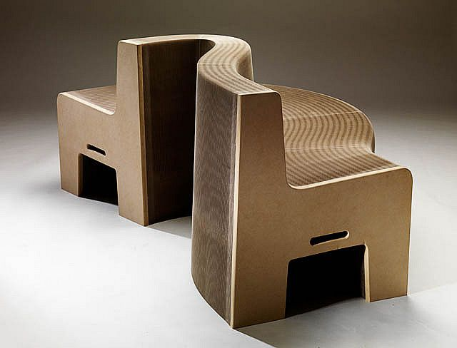 flexible love furniture by green talk, via Flickr