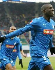 Demba Ba... Newcastle striker, awesome
