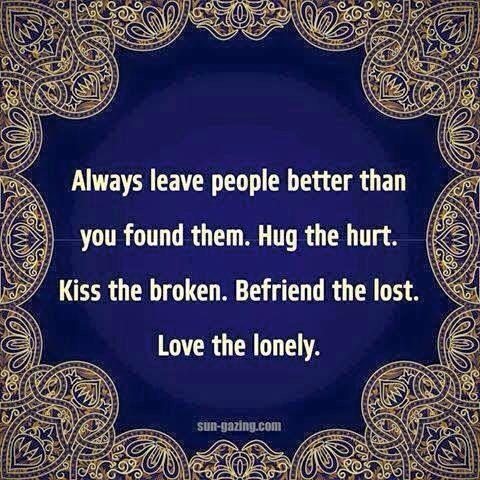 Good motto for life :)