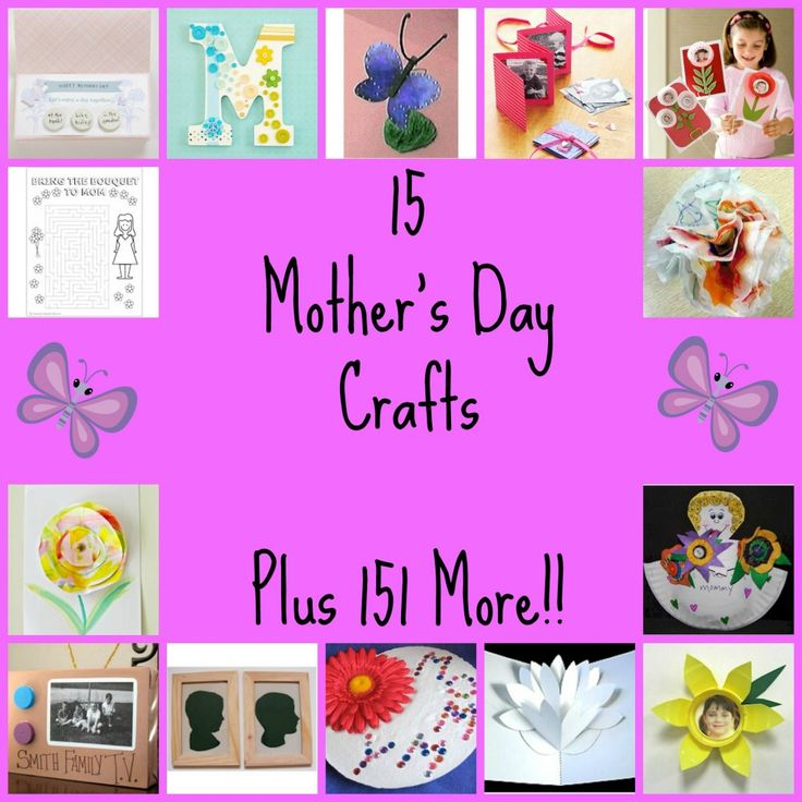 117 Best Images About Kids Crafts Mothers Amp Fathers Day On Pinterest