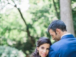Dani and Sara's wedding from Fantasy Farm Events Centre