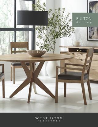 Fulton dining catalog digital
