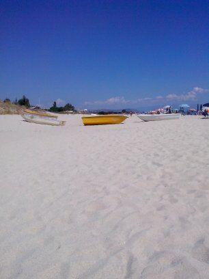 Spiaggia bianca di Soverato #Calabria #Italy #Italia #mare #summer #sea #viaggi