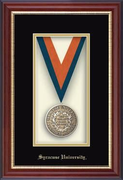 Syracuse University Medal Frame Newport And Frames