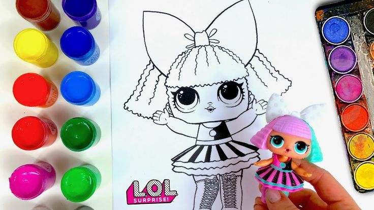 Colorez Papusa Lol Surprise Pranksta Jucaria Lol Surprise Doll Coloring Lol Dolls Coloring Pages Youtube Lol Dolls Coloring Pages Coloring Pages For Kids
