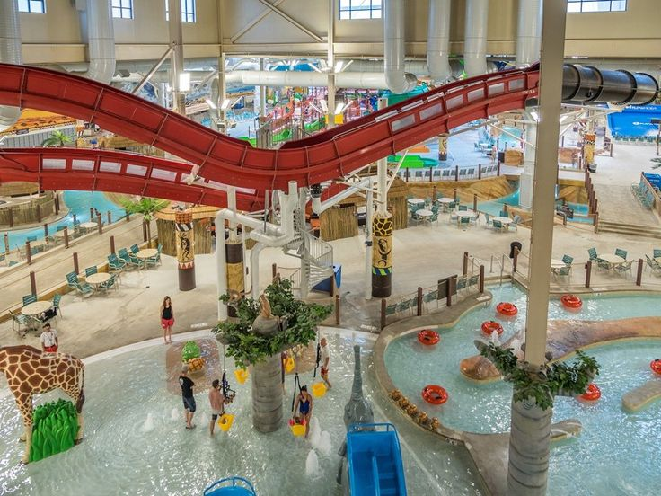 The so-called 'largest indoor water park' plans to open in Texas with 1,000 guest rooms, a fitness center and spa, restaurants, shops and more.