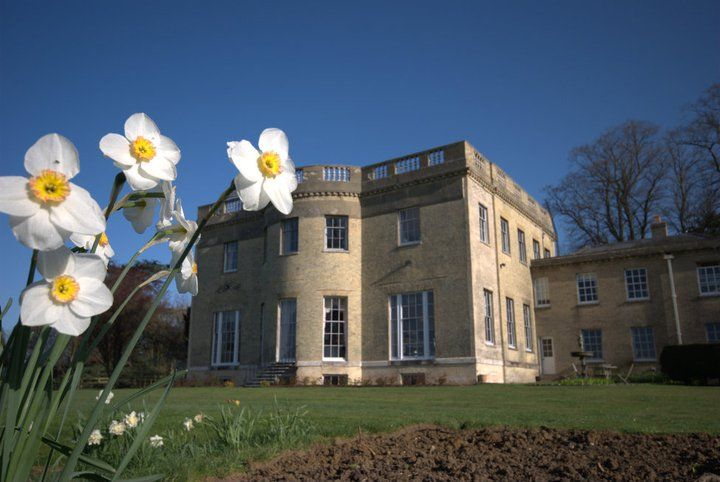 Hill Place, Swanmore, Hampshire.  A Beautiful Georgian country villa set within 20 acres of parkland. A stunning wedding venue for your exclusive use.