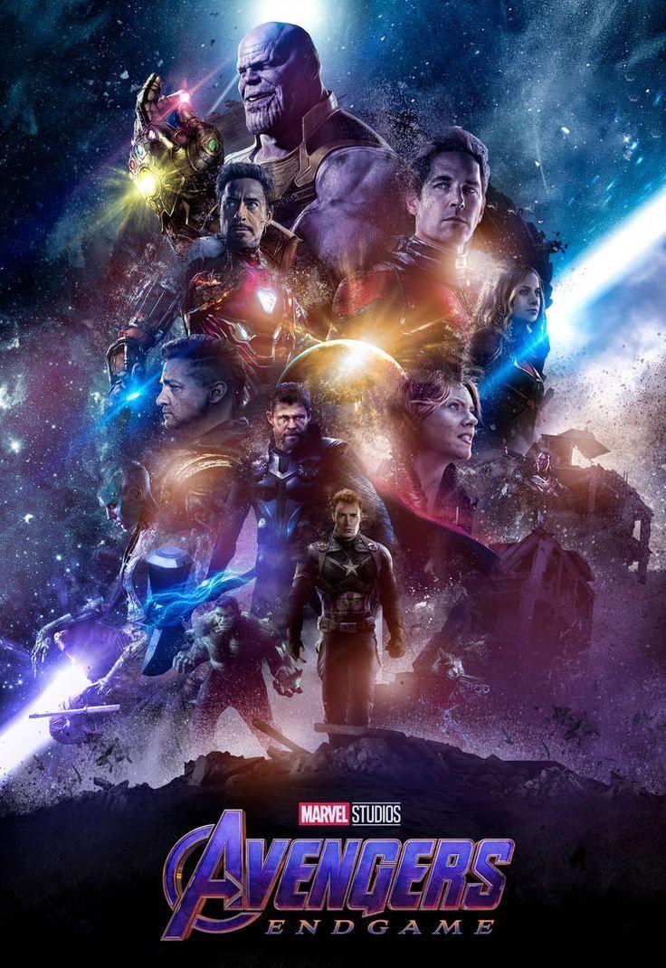 Avengers Endgame Poster By Www Deviantart Co On Deviantart In