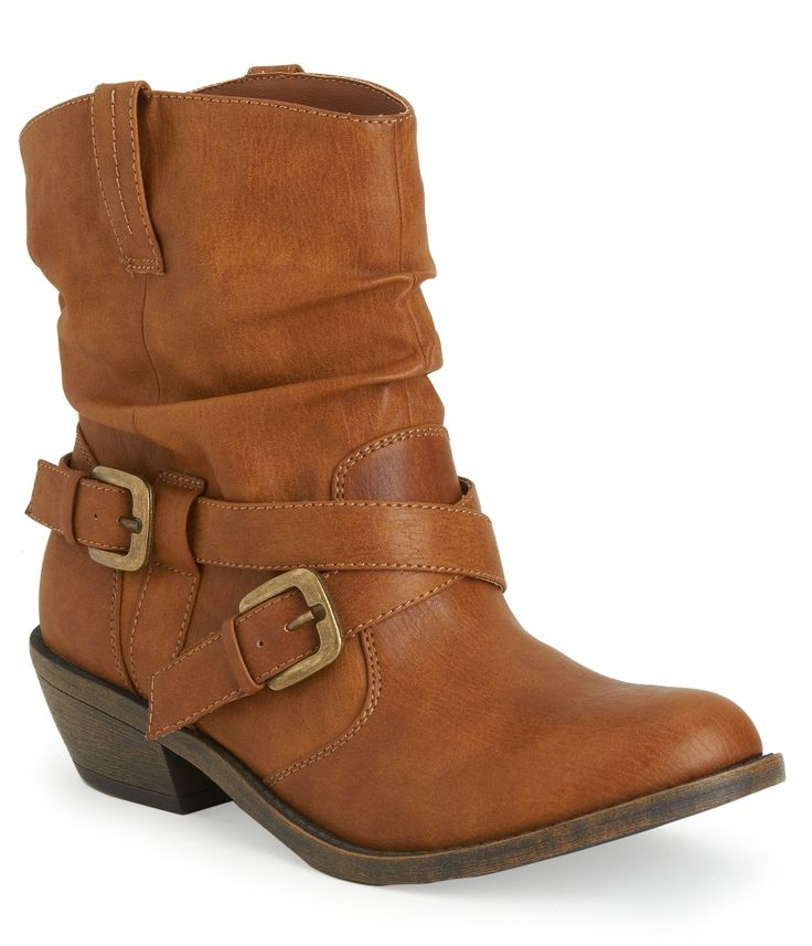Western Buckle Boot from Aéropostale