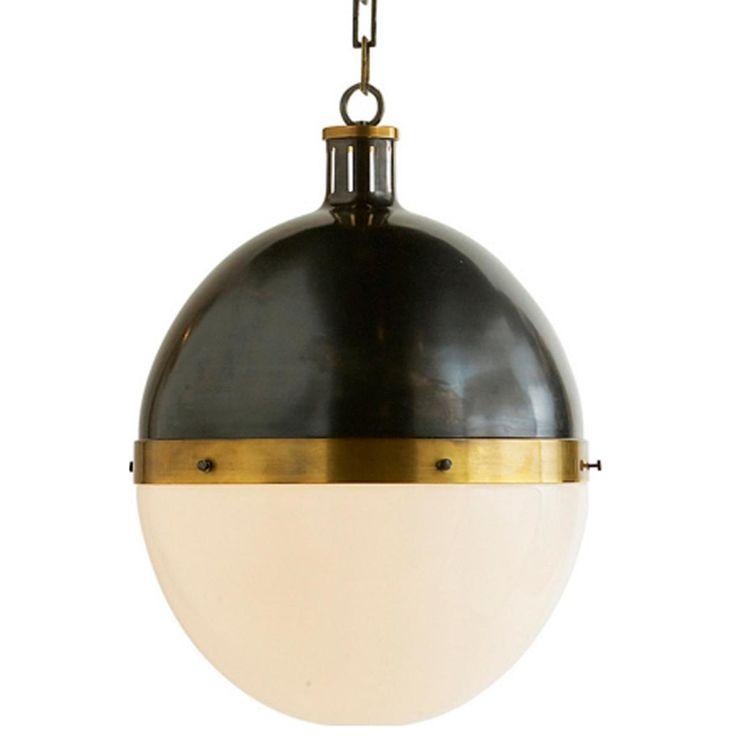 Iconic classic globe pendant large
