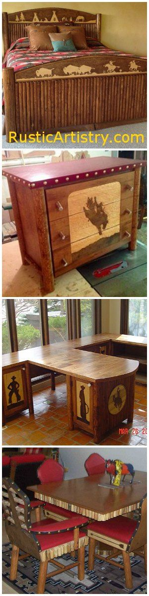 Molesworth style Western furniture